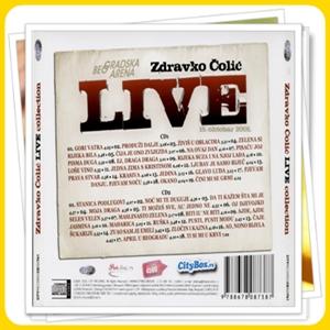 2005 - Zdravko Colic - Live Beogradska Arena 15. Oktobar 2005. 3