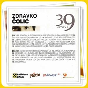 2008 - Zdravko Colic - 39 Hitova 2