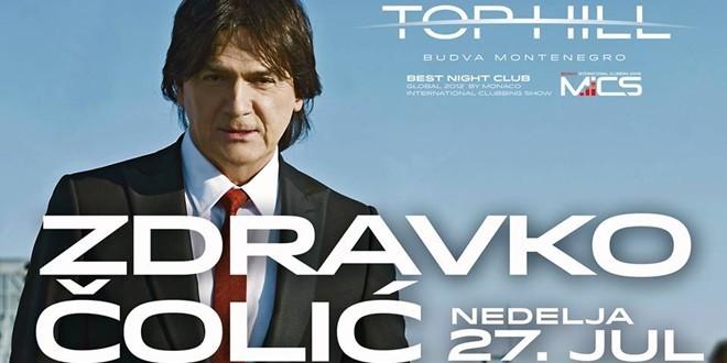 BUDVA – 27. juli 2014 – Diskoteka TOP HILL