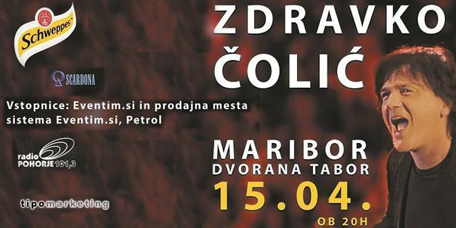 Zdravko u aprilu gostuje u Mariboru